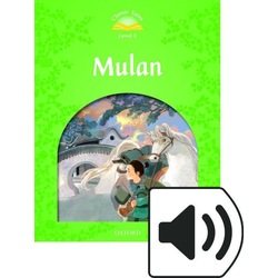 Level 3. Mulan Audio Pack als Buch von Rachel Bladon