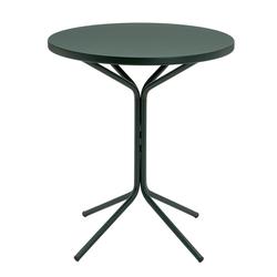 Metalltisch Pix Schaffner AG grün, Designer Schaffner, 70 cm