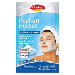 Schaebens PEEL-OFF Maske 1 St