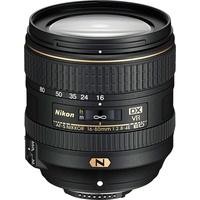 Nikon AF-S DX Nikkor 16-80mm F2,8-4,0E ED VR