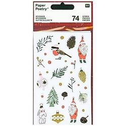 Sticker, Nostalgic Christmas, Classsic, FSC Mix