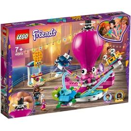 Lego Friends Lustiges Oktopus-Karussell 41373