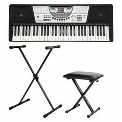 McGrey BK-6100 Keyboard SET inkl. Ständer und Bank
