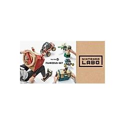 Nintendo Labo - Toy-Con 03 Fahrzeug-Set für Nintendo Switch