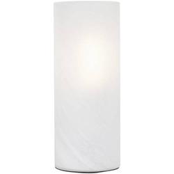 Brilliant Robin 92900/94 Tischlampe Energiesparlampe E27 60W Alabaster