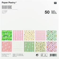 Origami Ostern Bunny Hop FSC Mix