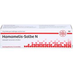 HAMAMELIS SALBE N 50 g