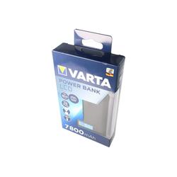 VARTA Varta Powerbank LCD 7800mAh Ladestrom max. 2,4A mi Powerbank