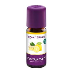 Ingwer Zitrone Bio Öl