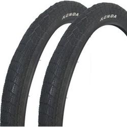 2x KENDA Krackpot BMX Fahrrad Reifen 20 x 1,95  Decke Mantel Fahrradreifen