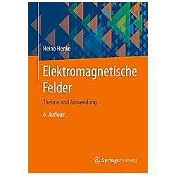 Elektromagnetische Felder. Heino Henke  - Buch