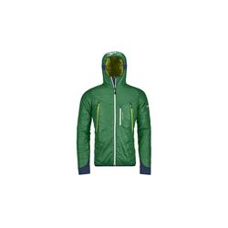 Ortovox Hybridjacke Ortovox Herren Piz Boé Jacke grün XL