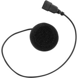 Cardo Kabel microfoon, zwart, Eén maat