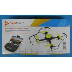 TrendGeek FPV Drohne TG-002+