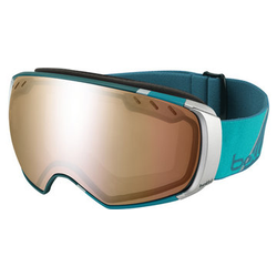 Bollé Virtuose 2128910535 Blue / Green Plaid Skibrille