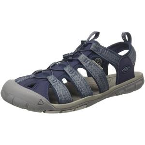 Keen Herren Clearwater Cnx Sandalen, Blau (Blue/Steel Grey), 45 EU