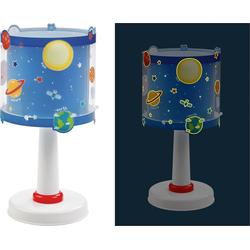 Dalber Nachttischlampe Tischlampe Weltall