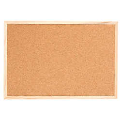 Kork-Pinnwand 60 x 40 cm