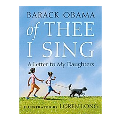 Of Thee I Sing. Barack Obama  - Buch