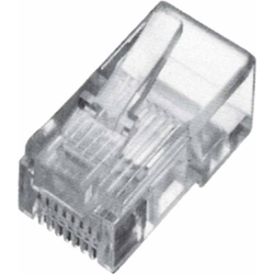 Assmann Electr. Modularstecker A-MO 8/8 SF