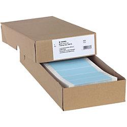 HERMA Outdoor Klebefolie 9535 Weiß Matt DIN A4 210 x 148 mm 10 Blatt à 2 Etiketten