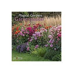 Gartenzauber 2021 - Kalender