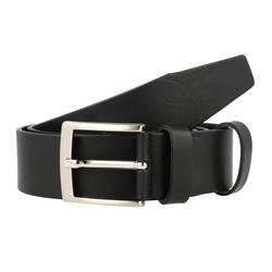 Valentino Bags Tatanka Gürtel Leder nero 90 cm