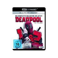Deadpool 1+2 4K Ultra HD Blu-ray +