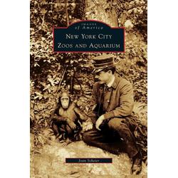 New York City Zoos and Aquarium als Buch von Joan Scheier