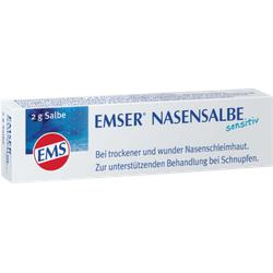 EMSER Nasensalbe Sensitiv 2 g