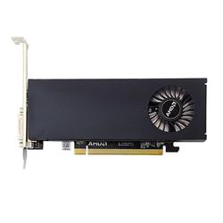 AMD RX 550 Grafikkarte (2 GB, GDDR5, Low-Profile Adapter)
