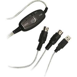 Renkforce renkforce Computer Musik SB-MIDI-Kabel Soundkarte