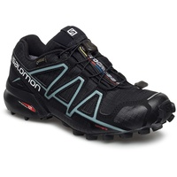 Salomon Speedcross 4 GTX W black/black/metallic bubble blue 42