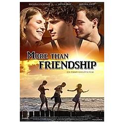 More Than Friendship - DVD  Filme
