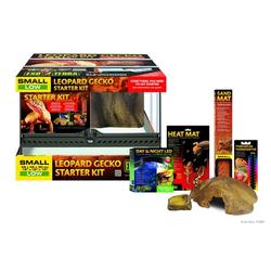 Exo Terra -  Gecko Starter Kit, Leopard Gecko Starter Kit