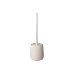 BLOMUS Toilettenpapierhalter WC-Bürste SONO beige