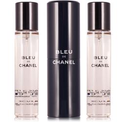 Chanel Bleu de Chanel Eau de Toilette 3 x 20 ml