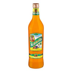 Sambalita Maracuja-Likör 18,0 % vol 0,7 Liter