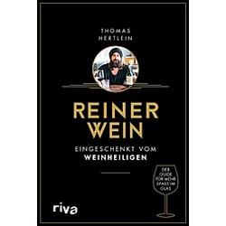 Reiner Wein. Thomas Hertlein  - Buch