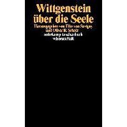 Wittgenstein über die Seele. Ludwig Wittgenstein  - Buch