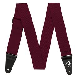 """Fender Strap 2"""" Modern Tweed Black/Red"""