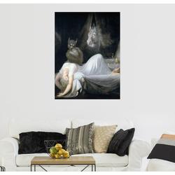 Posterlounge Wandbild, Der Alptraum 100 cm x 130 cm