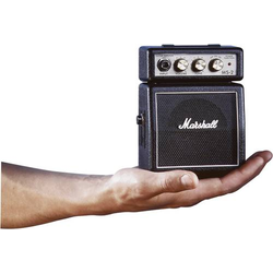 Marshall MS2 E-Gitarrenverstärker Schwarz