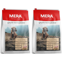 Mera pure sensitive Junior Truthahn & Reis 2 x 12,5 kg