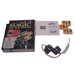 magic-man1001 Zauberkasten Zig Zag Tricks - Zauberkasten Zaubertricks