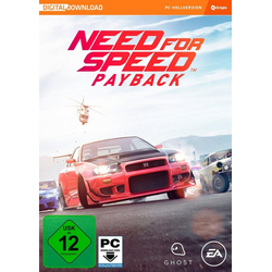 Need for Speed: Payback (Download Code) PC, Software Pyramide