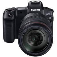 Canon EOS R + RF 24-105 mm IS USM + Objektivadapter EF-EOS R