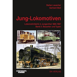 Jung-Lokomotiven