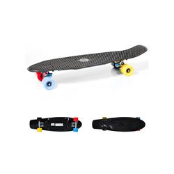 Moni Skateboard Kinder Skateboard Dagger 27
