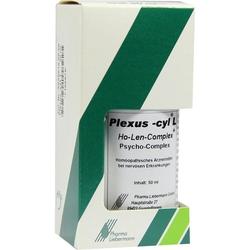 Plexus-cyl L Ho-Len-Complex Psycho-Complex